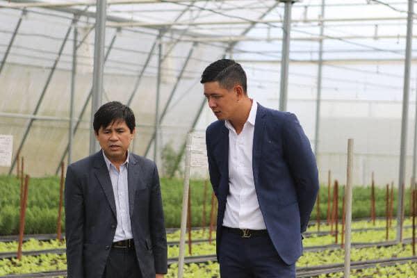Công ty cổ phần đầu tư Bình Minh Oganic đi vào hoạt động
