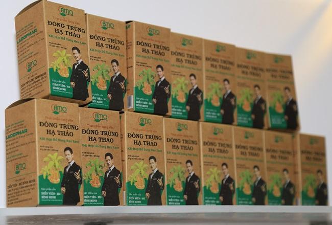 MC Bình Minh đem thực phẩm sạch tới tay người tiêu dùng
