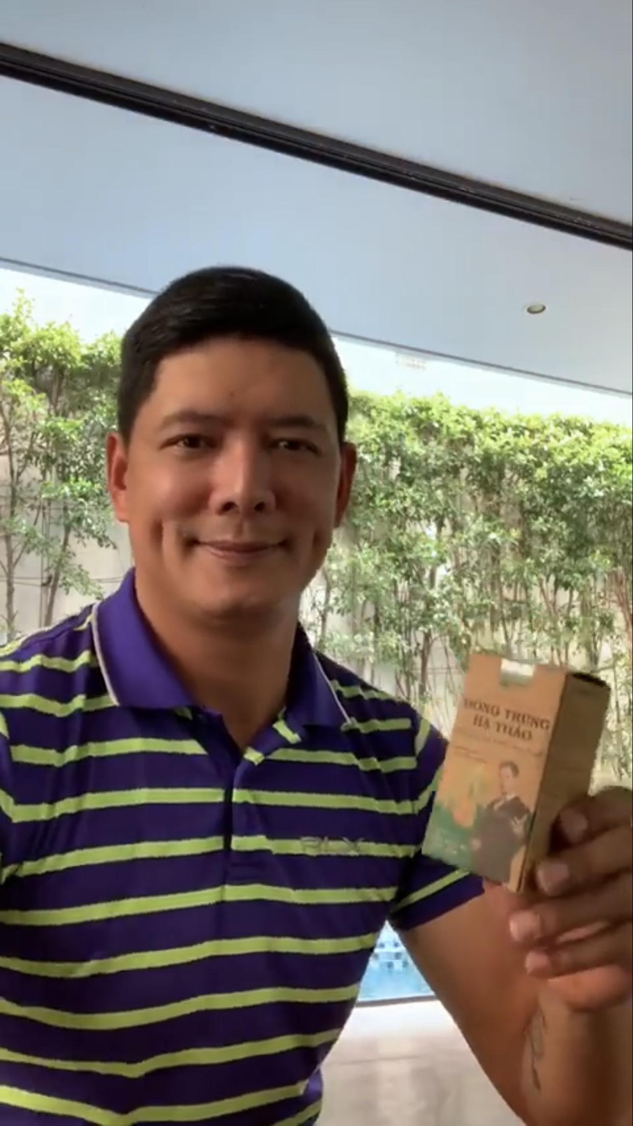 Trải Nghiệm Đông Trùng Hạ Thảo Kết Hợp Bổ Sung Rau Xanh cùng Diễn viên MC Bình Minh
